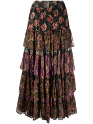 Mes Demoiselles Falcon Tiered Skirt 60