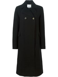 3.1 Phillip Lim Oversize Evening Coat Black