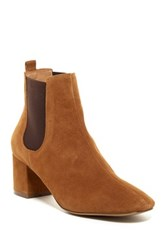 Report Tress Heeled Chelsea Boot Brown