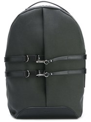 Mismo 'M S Sprint' Backpack Green