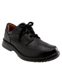 Men's Ecco 'Fusion' Moc Toe Oxford Mineral