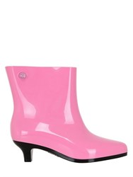 Melissa 40Mm Inflatable Rubber Ankle Boots