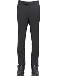 Lanvin 19Cm Stretch Wool Toile Trousers