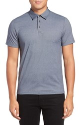 Zachary Prell Men's Tompkins Polo Navy