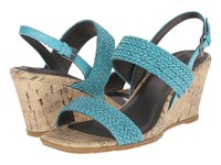 Lifestride Persona Truly Turquoise Women's Sandals Blue