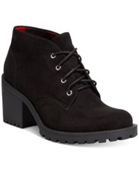 American Rag Reaghan Hiker Booties Only At Macy's Women's Shoes Black