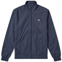 Fred Perry Woven Track Jacket Blue