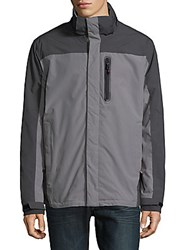 Hawke And Co Mmf System Smokes Jacket Black