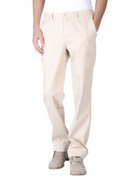 Lacoste Trousers Casual Trousers Men Beige
