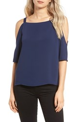 Cooper And Ella Women's Zoe Cold Shoulder Top
