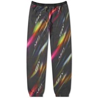 Aries Aurora Sweat Pant Black