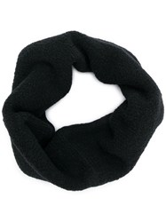 Stone Island Adjustable Scarf Black