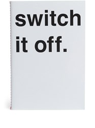 Guild Switch It Off A5 Diary 60