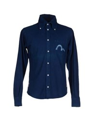 Evisu Shirts Shirts Men