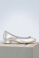 Repetto Camille Pumps With Heels Argent Silver