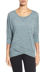 Women's Caslon Crossover Front Tee