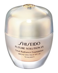 Shiseido Future Solution Lx Total Radiance Foundation Spf 20 30 Ml