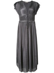 Ulla Johnson Kaiya Dress Women Polyester 4 Grey