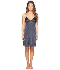 Stella Mccartney Rosie Dreaming Chemise Ombre Blue Women's Pajama Navy