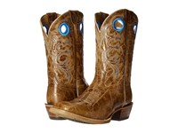 Ariat Crossfire Bite The Dust Brown Cowboy Boots