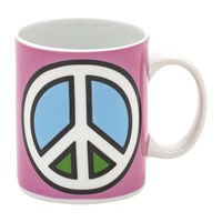 Seletti 'Blow' Mug Peace