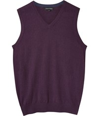 Austin Reed Merino Mix Purple Marl Tank