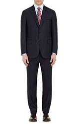 Brioni Men's Two Button Colosseo Suit Colorless