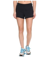 Asics Distance Shorts Performance Black Women's Shorts