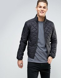 Blend Of America Quilted Lightweight Jacket 70155 Black