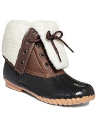 Sporto Women's Daphne Faux Fur Booties Women's Shoes