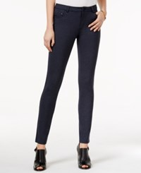 Tommy Hilfiger Greenwich Ponte Pants Only At Macy's Navy