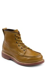G.H. Bass Men's And Co. 'Ashby' Moc Toe Boot Whiskey