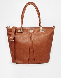 Marc B. Hudson Bag Tan