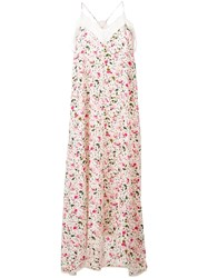 Zadig And Voltaire Risty Maxi Dress White