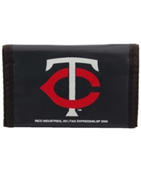 Rico Industries Minnesota Twins Nylon Wallet Team Color
