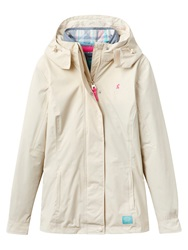 Joules Weatherall 3 In 1 Waterproof Parka Winter White