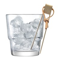 Lsa International Mixologist Cocktail Ice Bucket And Tongs