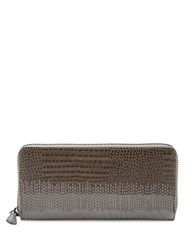 Liebeskind Sally F7 Leather Wallet Elephant Grey
