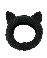 Eugenia Kim Kat Hand Knit Headband W Cat Ears