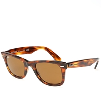Ray Ban Ray Ban Original Wayfarer Sunglasses Light Havana