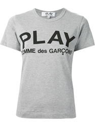 Comme Des Garcons Play 'Play' T Shirt