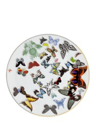 Christian Lacroix Butterfly Parade Set Of 4 Dessert Plates