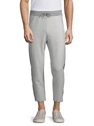 Lot 78 Reverse Tapered Pants Grey