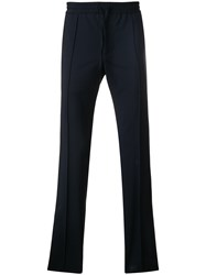 Valentino Piping Trousers Blue