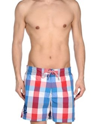 Tommy Hilfiger Swim Swimming Trunks Red
