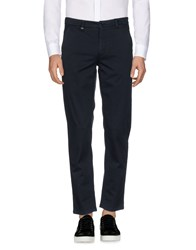 Versace Collection Casual Pants Dark Blue