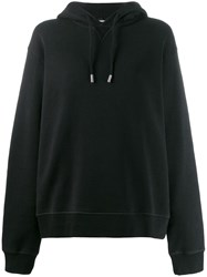 Dsquared2 Icon Printed Hoodie Black