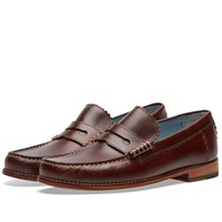 Grenson Ashley Penny Loafer Brown