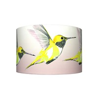 Anna Jacobs Lemon Hummer Lampshade Large