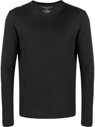 Majestic Filatures Fine Knit Long Sleeve Top 60